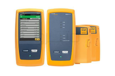 تستر کابل شبکه فلوک نتورکز DSX-8000 - Fluke Networks Cable Analyzer DSX-8000