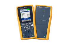 تستر کابل شبکه فلوک نتورکز DTX-1800 - Fluke Networks Cable Analyzer DTX-1800