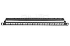 پچ پنل 24 پورت High Density یونیکام  - UNICOM, 24 Port High Density Patch Panel
