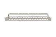پچ پنل 48 پورت High Density شیلددار یونیکام - UNICOM, 48 Port High Density Shielded Patch Panel